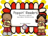 Poppin' Readers - Literature Circle Materials