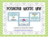 Positional Words Unit