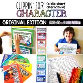 Positive Behavior / Clip Chart Alternative: Clippin' for C