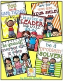 Positive Posters!! {freebie}