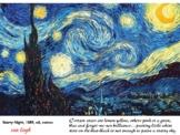 Post Impressionism Art History Presentation ~ 179 Slides ~