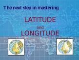 Power Point Lesson on Latitude and Longitude-The World