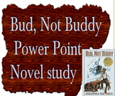 Power point: Bud, not Buddy, 101 slides