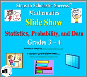 PowerPoint Show - Statistics, Probability, and Data for Gr