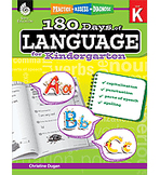 Practice, Assess, Diagnose: 180 Days of Language for Kindergarten