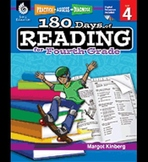 Practice, Assess, and Diagnose: 180 Days of Reading: Grade 4