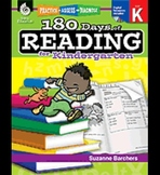 Practice, Assess, and Diagnose: 180 Days of Reading: Kindergarten