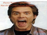 Practice Business Letter Writing about Jim Carrey