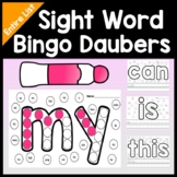 Sight Word Practice with Daubers {220 Words!}