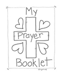 Prayer Booklet - the four types of prayer Christian/Catholic