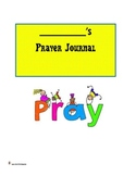Prayer Journal forms