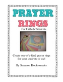 Prayer Rings for Catholic Students