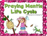 Praying Mantis Life Cycle Pack with Observation Journal, L