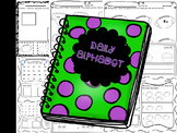Pre-K /Kindergarten Morning/Homework Packet Common Core/SOL