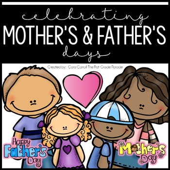 Precious Parents {Mother's & Father's Day Bundled}