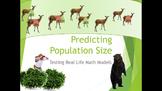 Predicting Population Size