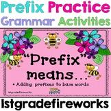 Prefix Means.....