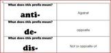 Prefixes Collaboration Team Game