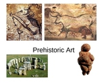 Prehistoric Art Lecture Powerpoint