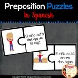 Preposition Puzzles In Spanish