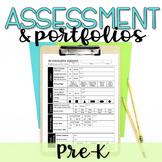 Preschool Assessments & Portfolio