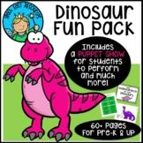 Preschool Dinosaur Unit