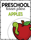 Preschool Lesson Plans- Apples