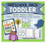 Preschool Pack for Toddlers