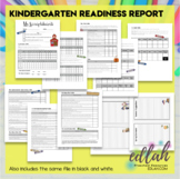 Preschool Skill Progress Report