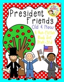 President Friends~ Old & New {Non-fiction Book Set}