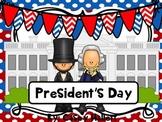 President's Day {Literacy Mini-Unit}