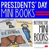 Presidents Day Mini Books