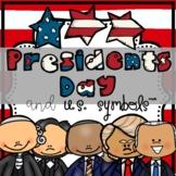 President's Day and U.S. Symbols Unit