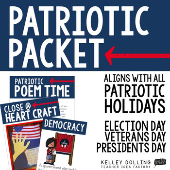 Veterans Day + Presidents + Elections