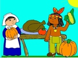 Primary Pilgrims Read & Answer with Activities & Lesson Plan
