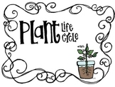 Primary Plant Life Cycle Printable Signs