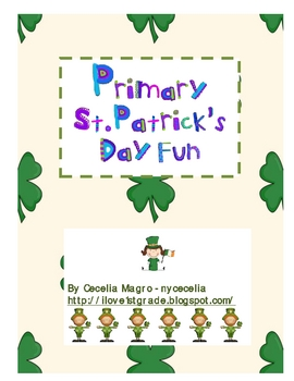 Primary St. Patrick's Day Fun