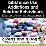 Primary Substance Abuse Heath Unit Grade 3 Ontario Curricu