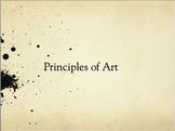 Principles of Art PowerPoint