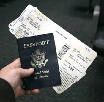 Printable Airplane Ticket