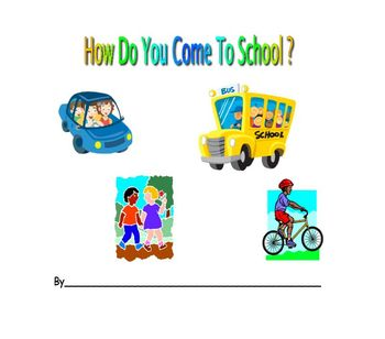 Printable Back To School Class Books and More
