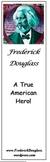 Printable Bookmarks Frederick Douglass