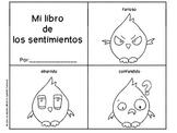 Printable Mini-Book: Los Sentimientos