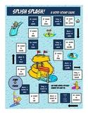 Printable Phonics Vocabulary Word File Folder Game Waterpa
