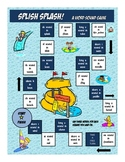 Printable Phonics Vocabulary Word File Folder Game Waterpa
