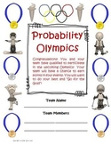Probability Olympics Games, Lessons, Activities