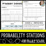 Probability Stations Lesson Plan