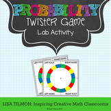 Probability Twister Lab Activity