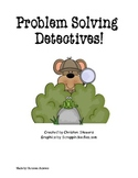 Problem Solving Detectives