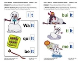 "Produce Consonant Blends ""lt"" and ""mp"": Lesson 7, Book 2 ("